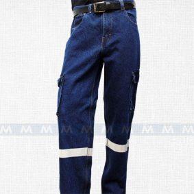 uniforme industrial pantalón 18